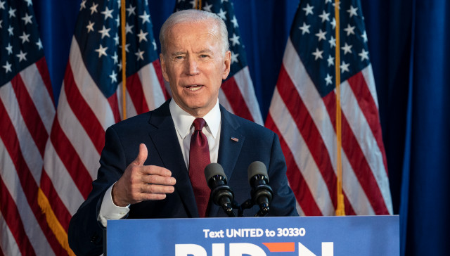 Reporter Questions Biden About His Vaccination Plan; He Responds With 'Give Me A Break'