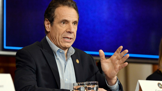 Gov. Andrew Cuomo Backs Out Of Attending Bills Playoff Game After Petition Against Him Gains Thousands Of Signatures