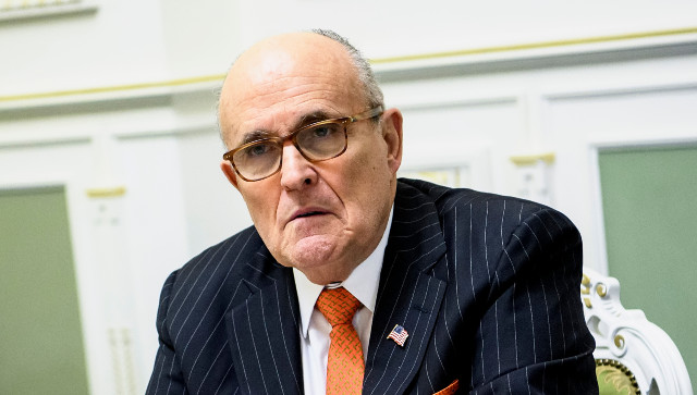 Dominion Files $1.3 Billion Lawsuit Against Rudy Giuliani For Election Claims
