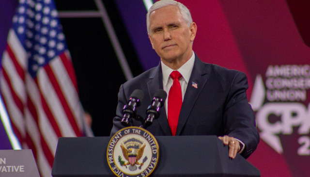 Former VP Pence Launches New Advocacy Group Mixing MAGA And Traditional Conservative Values