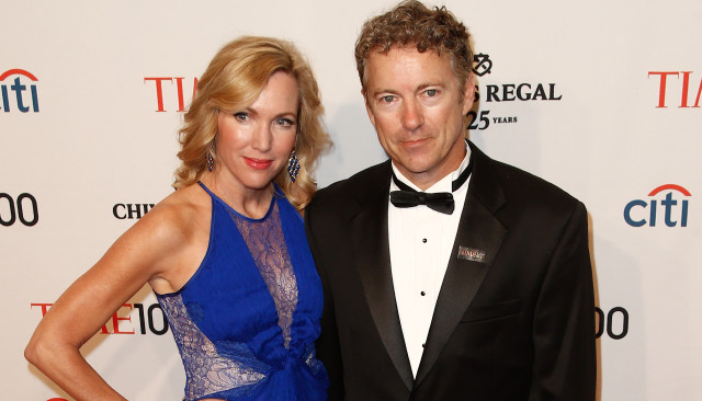 Rand Paul's Wife Goes Nuclear On Twitter CEO Jack Dorsey For Allowing Threats Against Her Husband