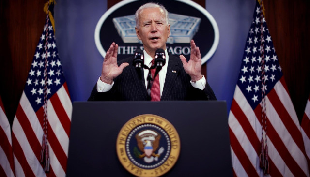 Top Ex-Immigration Adviser Says Biden's Agenda 'Would Fundamentally Erase Very Essence Of America's Nationhood'