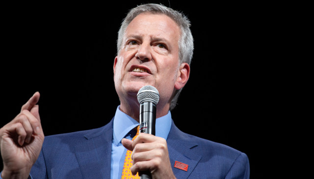 De Blasio Weighs In On Report About Cuomo Threatening Assemblyman, Says 'The Bullying Is Nothing New'