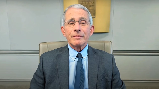 Fauci Now Says Kids Have To Keep Wearing Masks Outside Because They Are 'More At Risk' Of COVID Infection Than Vaccinated Adults