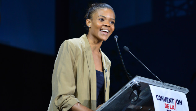 Candace Owens Smashes BLM Founder: If 'White People Are So Bad, Why Doesn't She Want To Live Amongst Black People?'