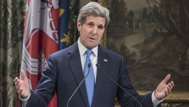 GOP Now Calling For John Kerry To Resign Over Leaked Iran Tapes