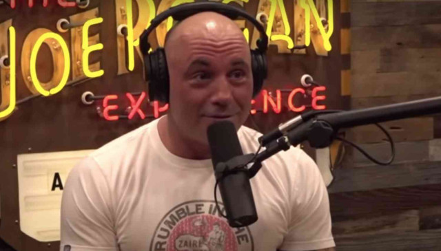 Joe Rogan Goes Back On Statement Saying Young People Don't Need Vaccinated