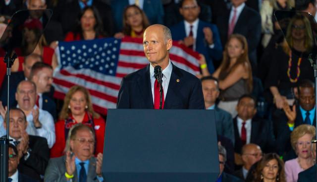 Sen. Rick Scott Says President Biden is The 'Best Asset' The GOP Has For Midterm Election