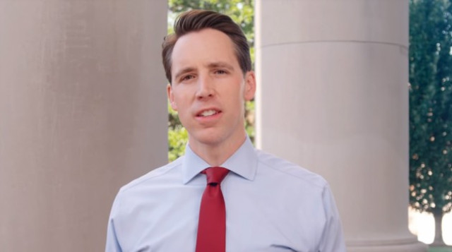 Sen. Hawley Says No Republicans Support 'Socialism' In New Infrastructure Plan