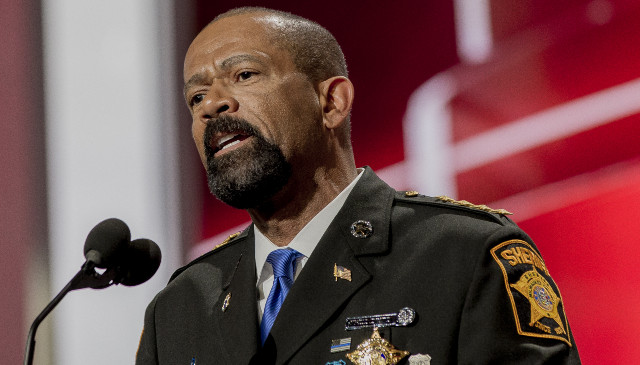 Sheriff David Clarke Says Anti-Police Politics Is Making Crime Shoot Through The Roof