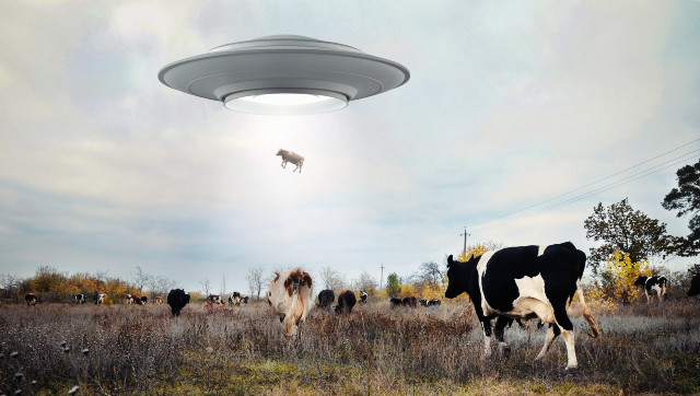 Report Says UFO Intelligence Can't Rule Out Possibility Of Aliens Or Foreign Governments