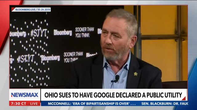 Ohio AG Yost Wants To See Google Declared A Public Utility