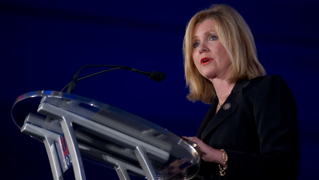 """Sen. Blackburn Says The Taliban, Other Enemies Of America 'Do Not Fear Us' """""""