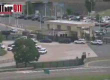 VIDEO: Multiple People Have Been Injured, Including Police Officer, As Gunfire Erupts Outside The Pentagon