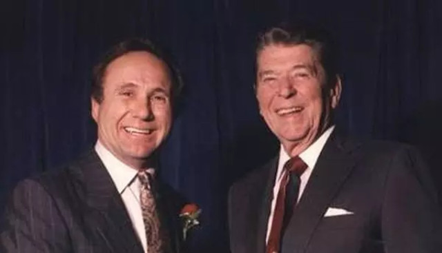 Michael Reagan Smashes Biden, Says He's 'Never Been A Strong Leader'