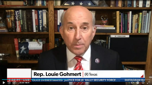Rep. Louie Gohmert Slams Biden's Call For Taxing The Rich, Says It Will Hurt The Poor