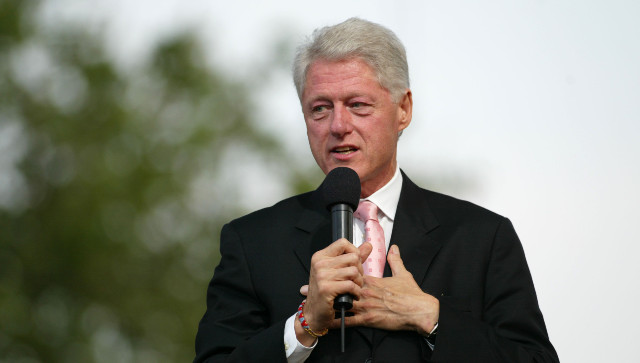 Former President Bill Clinton Hospitalized With Non-COVID Related Infection