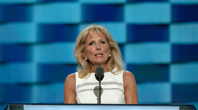 New Report Reveals No. 1 First Lady Still 'Jackie O,' Jill Biden Comes In Disappointing 7th Place