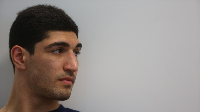Celtics Game Set For China Pulled Due To Enes Kanter's Message For 'Brutal Dictator Of China'