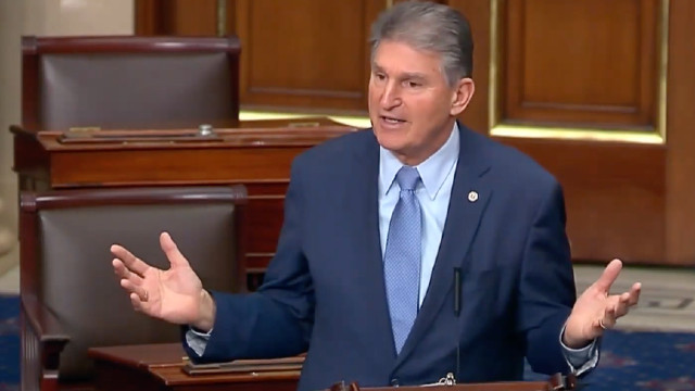 Sen. Joe Manchin Says There Will Be No Deal On Social Spending Bill 'Anytime Soon'