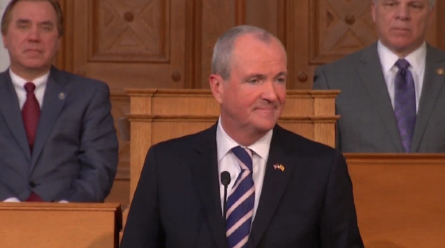 New Jersey Gov. Murphy Ditches His Mask At Indoor LGBT Event, Despite His Own Safety Recommendations
